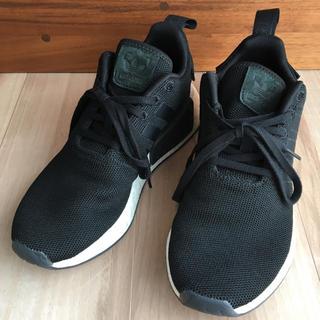 adidas - adidas  NMD R2 SC スニーカー ブラック [WEB限定] 24㎝
