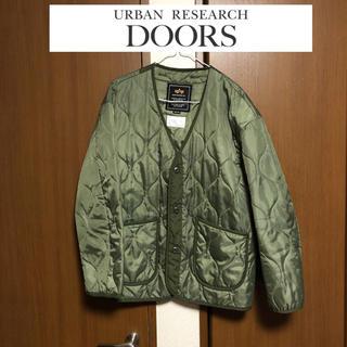 DOORS / URBAN RESEARCH - urban research 別注 キルティングジャケット