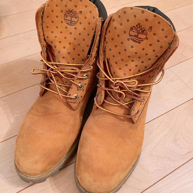 Supreme(シュプリーム)のTimberland ティンバーランド supreme シュプリーム メンズの靴/シューズ(スニーカー)の商品写真