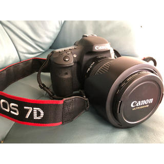 Canon - キャノンEOS 7D+EFS17-55mm