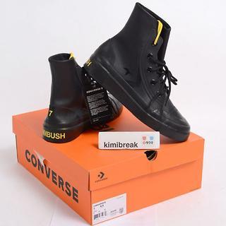 アンブッシュ(AMBUSH)の込 25 Ambush Converse Pro Leather Black(スニーカー)