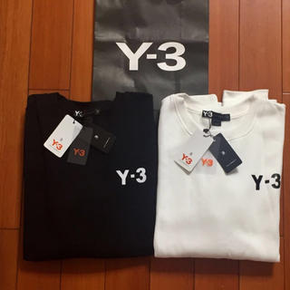 ワイスリー(Y-3)の Y-3サイズXL定番黒白2点セットスウェット(スウェット)