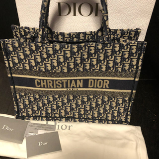 Christian Dior - クリスチャンディオール ブックトート スモール