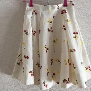 ティティアンドコー(titty&co)のティティアンドコー スカート(ひざ丈スカート)