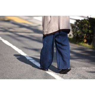 ヨウジヤマモト(Yohji Yamamoto)のka na ta 12years pants(デニム/ジーンズ)