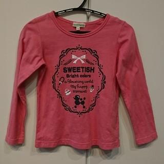 サンカンシオン(3can4on)の3can4on ロングTシャツ 110㎝(Tシャツ/カットソー)