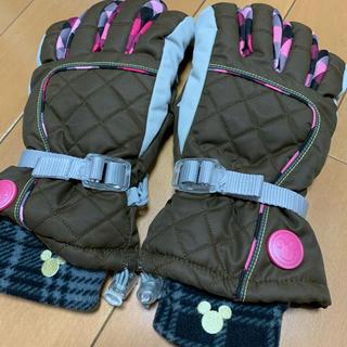 ディズニー(Disney)のスキー・スノボー用 手袋 ディズニー(ウエア/装備)