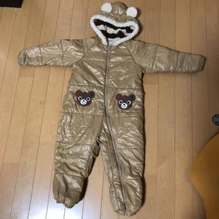 mikihouse - ミキハウス ジャンプスーツ スキーウェア  80 90 ぷっちーくん 男の子