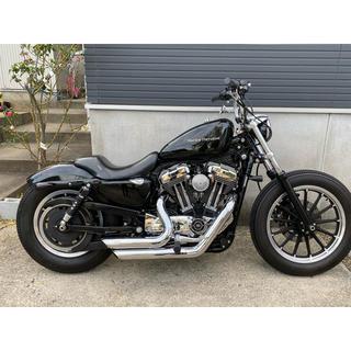 ハーレーダビッドソン(Harley Davidson)のxl1200L(車体)