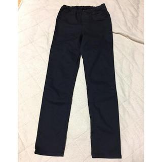 GU - ブラック パンツ 150