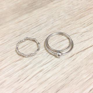 指輪2こセット(リング(指輪))