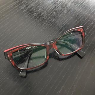 アランミクリ(alanmikli)のアランミクリ メガネ 度付き(サングラス/メガネ)