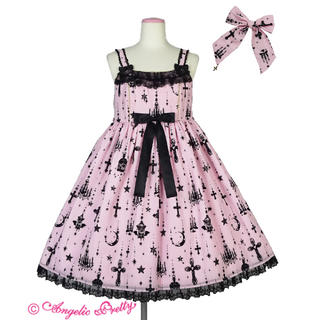 Angelic Pretty - holy lantern JSK set