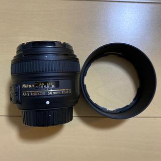 Nikon - Nikon 50mm f1.8 単焦点レンズ
