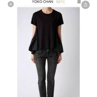 YOKO CHAN トップス黒