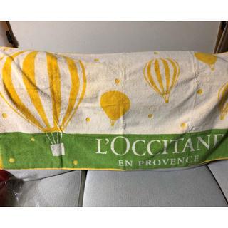 L'OCCITANE - ロクシタンバスタオル