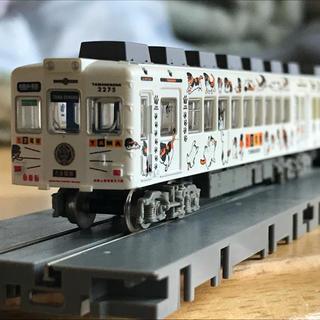 TOMMY - トミーテック 和歌山電鐵たま電車2270系2両 動力ユニット付