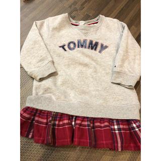 トミーヒルフィガー(TOMMY HILFIGER)のワンピース 80cm(ワンピース)