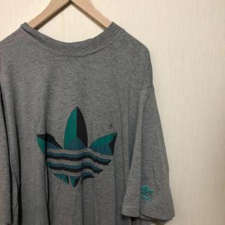 adidas - adidas ビッグTシャツ