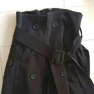 FRAY I.D - 新品タグつき フレイアイディー トレンチプリーツスカート