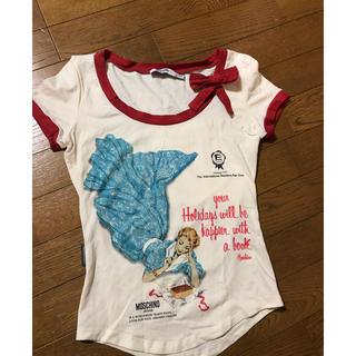 モスキーノ(MOSCHINO)のモスキーノジーンズ Tシャツ(Tシャツ(半袖/袖なし))