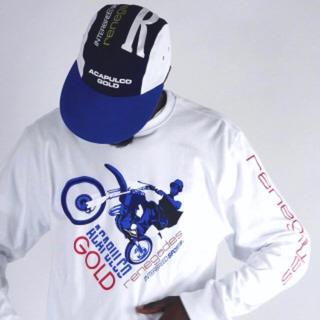 アカプルコゴールド(ACAPULCO GOLD)のインターブリード  アカプルコゴールド コラボ(Tシャツ/カットソー(七分/長袖))