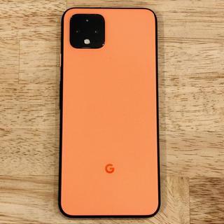 Google Pixel 4 Orange / Googleストア版