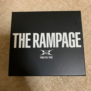 ザランページ(THE RAMPAGE)のTHE RAMPAGE(DVD2枚付)(ポップス/ロック(邦楽))
