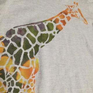 グラニフ(Design Tshirts Store graniph)のグラニフ キリンTシャツ(Tシャツ/カットソー(半袖/袖なし))