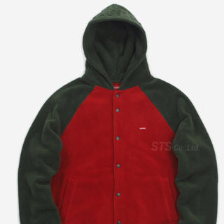 Supreme - Supreme Polartec Hooded Raglan Jacket