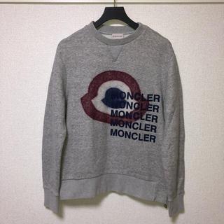 MONCLER - モンクレール トレーナー スウェット MONCLER S パーカー メンズ