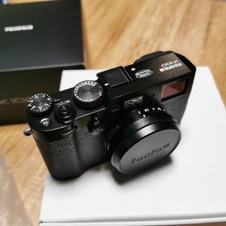 富士フイルム - 富士フイルム FUJIFILM X100F ブラック APS-C