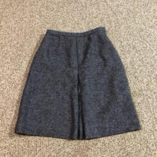 イーストボーイ(EASTBOY)のボックスプリーツスカート(ひざ丈スカート)