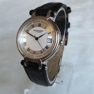 BURBERRY - バーバリー腕時計 メンズクォーツ