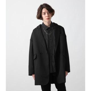 HARE - 19aw   新品未使用    HARE   ジャケットコート   ブラック