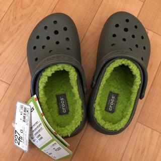 crocs - クロックス ボア 18センチ 新品タグ付き
