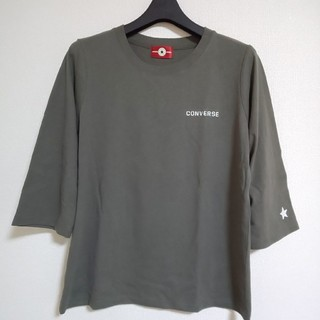 コンバース(CONVERSE)のしまむら CONVERSE コンバース 七分袖Tシャツ(Tシャツ(長袖/七分))