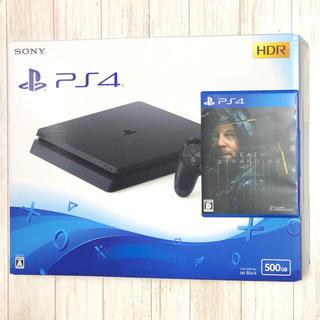 PlayStation4 - 【ほぼ未使用即購入OK】 PlayStation4 500gbデスストセット売り
