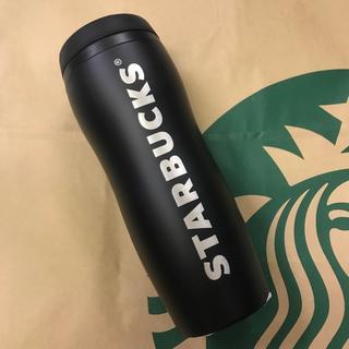 Starbucks Coffee - ☆STARBUCKS☆ステンレスタンブラー  ブラック