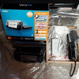 Wii U - will U  本体セット
