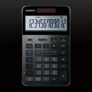 カシオ(CASIO)の新品 カシオ 電卓 S100 casio ブラック(その他)
