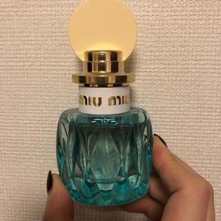 ミュウミュウ(miumiu)のローブルー オードパルファム 30ml(香水(女性用))