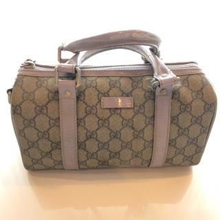Gucci - お値下げ⭐︎GUCCI ハンドバッグ