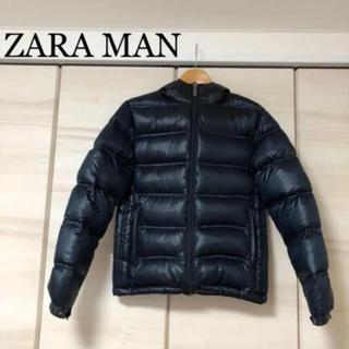 ZARA - ZARA MEN ダウンジャケット