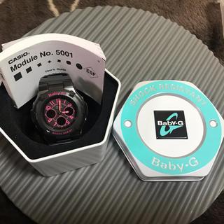 ベビージー(Baby-G)のBaby G レディース腕時計 美品!(腕時計)