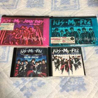 Kis-My-Ft2 - Kis-My-Journey 4枚セット