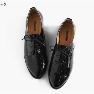 ディーホリック(dholic)のディーホリックDHOLIC エナメル調オックスフォードシューズ(ローファー/革靴)
