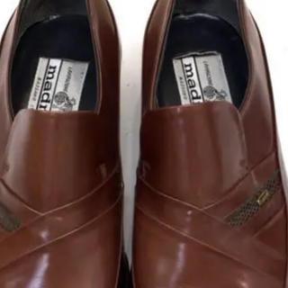 マドラス(madras)の新品 madras 紳士靴(スニーカー)