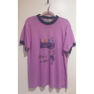 Tシャツ * パープル(Tシャツ(半袖/袖なし))