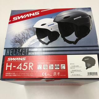 スワンズ(SWANS)のあみわ樣専用  スキー スノーボード ヘルメット スワンズ(ウエア/装備)